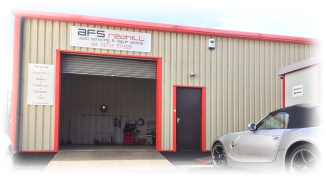 Afs Redhill Servicing Centre